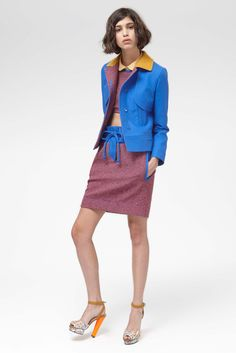 Carven Resort 2013 Collection Slideshow on Style.com