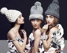 Модные шапки осень-зима 2016-2017: женские, вязанные, мужские, молодежные, для подростков, своими руками, фото