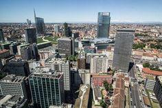 Panorama... foto di Daniela Maggi #milanodavedere Milano da Vedere