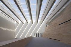Image 9 of 19 from gallery of Tianjin Art Museum / KSP Jürgen Engel Architekten.