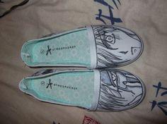Oh my God! I need those shoes! 😍