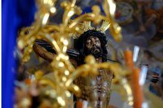 Cristo de las Penas. Martes Santo MALAGA-SPAIN