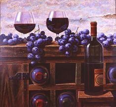 Ernesto Arrisueño, 1957 ~ μαγικού ρεαλισμού ζωγράφος | Tutt'Art @ | Pittura * Scultura * Poesia * Musica |