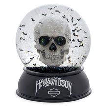 Harley-Davidson Snow Globe