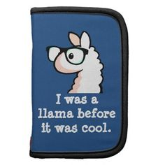 Hipster Llama Planners