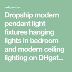 Dropship modern pendant light fixtures hanging lights in bedroom and modern ceiling lighting on DHgate.com. american style retro industry loft iron lights creative personality living room restaurant art hemp rope chandelier art pendant lamps sold by bingo_market are quality guaranteed.