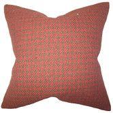 Found it at Wayfair - Kosma Plaid Cotton/Linen Throw Pillow