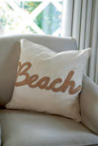 Riviera Maison Summer Island Beach Pillow Cover