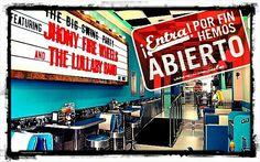 Hits Diner en Pto Mazarrón abre nuevamente sus puertas el viernes 12 de febrero para que disfrutéis de vuestros MENUS PIZZAS, BURGUERS, POLLO Y BAGELS junto a vuestras sugerencias tipicas USA! !En el mejor ambiente americano! !!968154450.