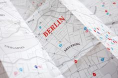 The Best Places in Berlin – Map