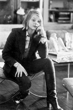 Jodie Foster, 1976.