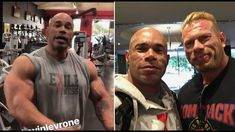 WATCH: Kevin Levrone One Day Out From The Arnold Classic Australia, Looks Absolutely Monstrous – Fitness Volt Arnold Classic, Fitness Magazine, Bodybuilding Workouts, Days Out, Build Muscle, Gymnastics, Bbc, Health Fitness, Australia