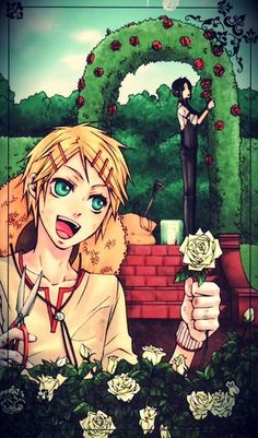 Find images and videos about anime, kuroshitsuji and sebastian michaelis on We Heart It - the app to get lost in what you love. Finnian Black Butler, Black Butler 3, Black Butler Anime, Black Butler Kuroshitsuji, Ciel Phantomhive, Martial, Manga Anime, Book Of Circus, Haruhi Suzumiya