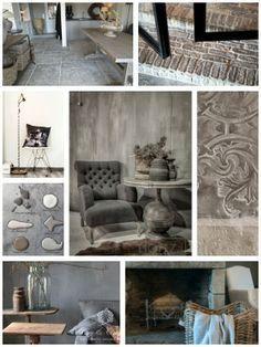 Edda Interiør: Ny stor konkurranse! Vinn gavekort på kr. 1.000,-! Belgian Style, Lake Cabins, Interior Inspiration, Ottoman, Sweet Home, Chair, Rugs, Furniture, Giveaway