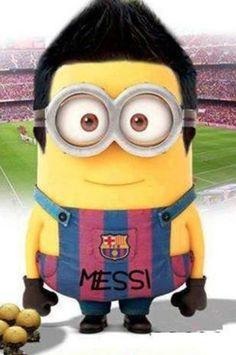 Messi Minion