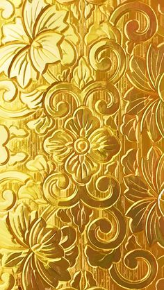 Golden iPhone 5 Wallpaper To shine like a Goddess. Golden Wallpaper, Sf Wallpaper, Iphone 5 Wallpaper, Pattern Wallpaper, Wallpaper Backgrounds, Abstract Backgrounds, Bild Gold, Tapete Gold, Photos Originales