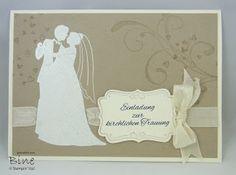 Bines Karten und mehr...: Hochzeit