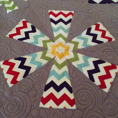 Piece N Quilt: Modern Asterisk/Great website with tutorials for other projects, one shown quilted by pnc.