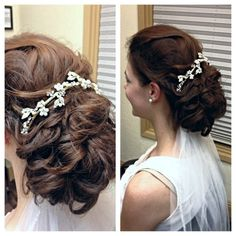 Wedding Updo | Yelp #ayladavis #ayla #willowglen #95125 #sanjose #408 #bayarea #salon #hairsalon #solasalon #solasalons #solasalonstudios #solasalonwillowglen #solasalonswillowglen #hair #hairstyle #hairstylist #hairdresser #beautician #cosmetologist #style #stylist #wedding #updo #weddinghair