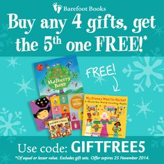 Buy 4 books or gifts from Barefoot Books, get the on FREE! Books To Buy, My Books, Barefoot Books, My Granny, Baby Boots, Great Christmas Gifts, Nautical Theme, Online Marketing, Childrens Books