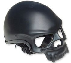 yes this is a real Helment .. no i dont think its cool .. kinda crazy