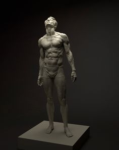 my latest Zbrush sculpts