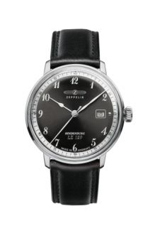 Zeppelin Watch, Watches, Omega Watch, Html, Leather, Accessories, Logos, Graphics, Wristwatches