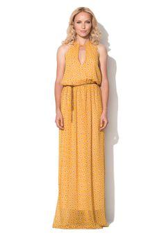 Fashion Days - ИЗБРАНИ ПРОДУКТИ ЗА ВАС - Yellow Dress