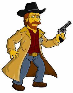 Chuck Norris (Walker Texas Ranger)
