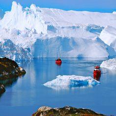 Vestgronland, Groenlandia
