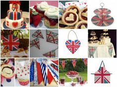 The love for the Union Jack.