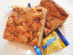 Gluten Free Desserts made Delicious: Gluten Free Butterfinger Bars