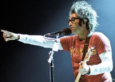 Justin Pierre of Motion City Soundtrack