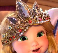 Disney's Rapunzel Costume Analysis!