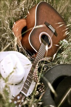 Acoustic Guitar - A little Bit Country...