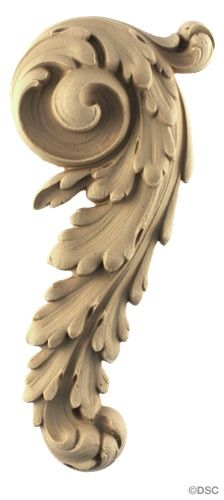 Decorators Supply Corporation - Architectural Products Since 1883 Wood Carving Designs, Wood Carving Art, Wood Carvings, Baroque Decor, 3d Cnc, Art Diy, Wow Art, Whittling, Architectural Elements