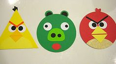 I think it would be so much fun to make these and put them on the kids' bedroom walls. :-)
