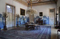 Palácio do Correio-Mór, Portugal
