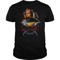 View images & photos of Star Trek Good Day to Die t-shirts & hoodies