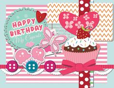 Happy Birthday Cards for Girls – Birthday cards Images