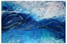 Crashing Waves Art2Arts Artist: Caroline Ashwood
