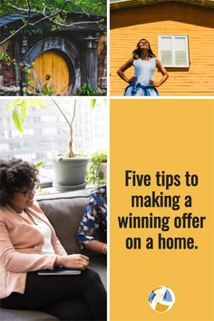 We've talked a lot in this blog about the seller's market currently driving Hudson Valley real estate sales. With so few homes for sale (inventory) and so many buyers competing for them, it takes a well prepared buyer to stand out from the crowd. The following tips will help you make a confident and informed offer, while avoiding some of the most common pitfalls. Real Estate Buyers, Real Estate Sales, Real Estate Investing, Real Estate Marketing, Home Buying Tips, Buying Your First Home, Home Buying Process, Property Investor, Mortgage Tips