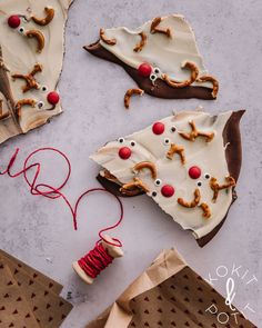 Itse tehty joulusuklaa sopii lahjaksi tai herkkupöytään