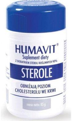 #Humavit Sterole
