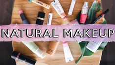 """BEST """"NO MAKEUP""""/NATURAL Looking Makeup Products   Jamie Paige - YouTube"""