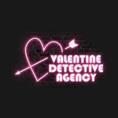 Valentine Detective Agency tee!!! OMG!!!!