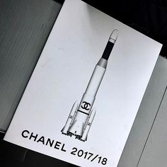 Space travels the @chanelofficial way #CHANELGroundControl #CHANELFallWinter #pfw #pfwFW17  via ELLE SINGAPORE MAGAZINE OFFICIAL INSTAGRAM - Fashion Campaigns  Haute Couture  Advertising  Editorial Photography  Magazine Cover Designs  Supermodels  Runway Models
