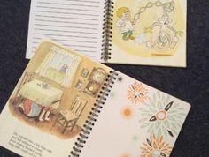 Perfectly Imperfect Storybook Journals.