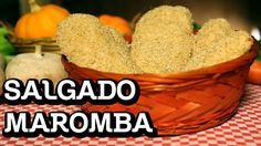 SALGADO MAROMBA - COM COUVE-FLOR E FRANGO Marmifit: aprenda a fazer o salgado maromba; ideal para depois do treino