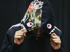 Here Is the BAPE x Futura Capsule Collection Lookbook Featuring Metro Boomin